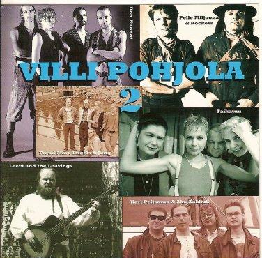 Villi Pohjola 2 -kokooma-cd (1994)